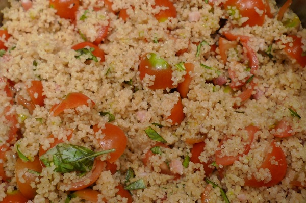 Sharing Plate » Grilled Chicken with Couscous Salad and ...