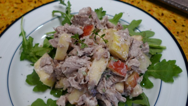 Fresh Tuna Salad1