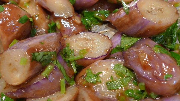 Eggplant Saute