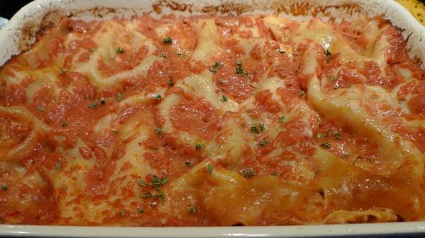 Keema Lasagna