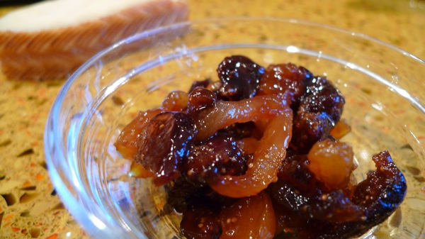 Fig and Apricot Compote