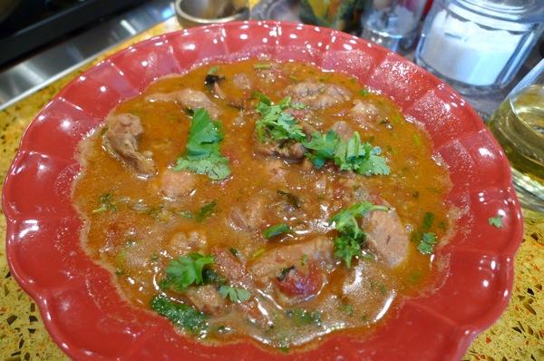 Hyderabadi Chicken1