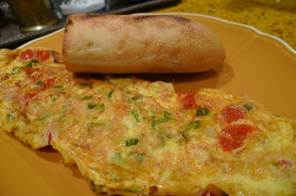 Sharing Plate » Indian Style Spiced Omelet