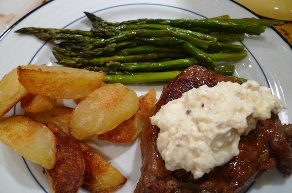Ribeye Steak with Feta6
