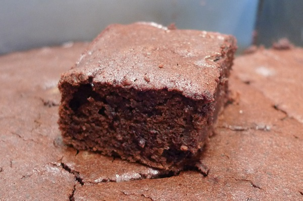 Brownies with Black Beans1