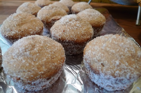 Spiced Duffins