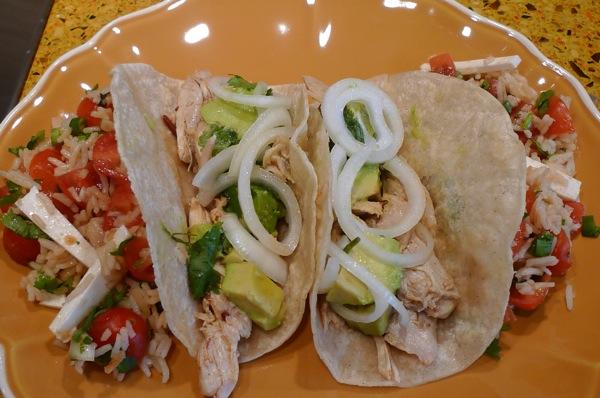 Taco Chicken Salad1