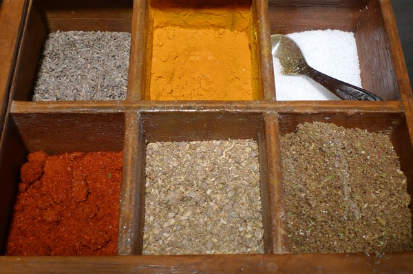 Top Ten Indian Spices