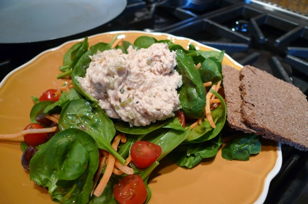 healthy tuna salad recipes dishmaps