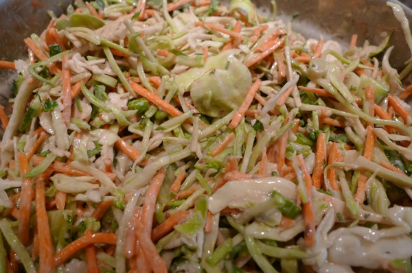 Cole Slaw with Yogurt and Tamarind2