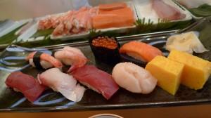 My Sushi Platter