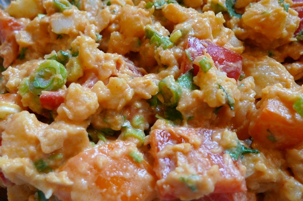 Thai Style Potato Salad1