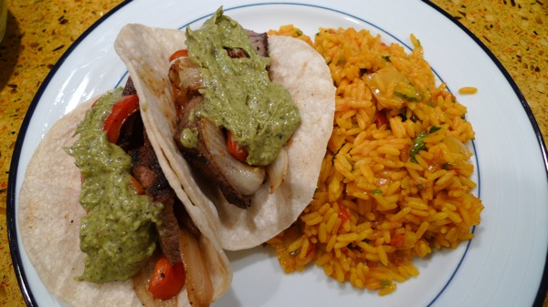Steak Fajitas1