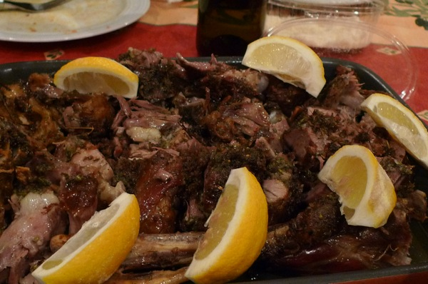 Umbrian Lamb Roast