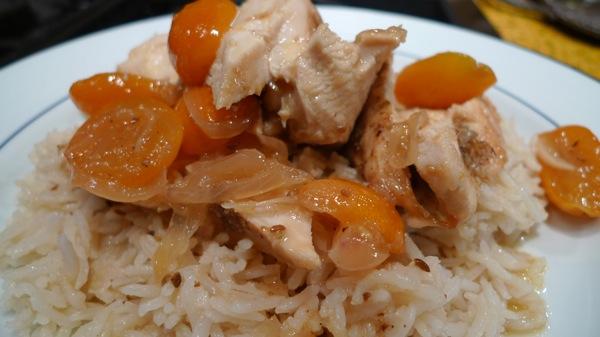 Kumquat Chicken
