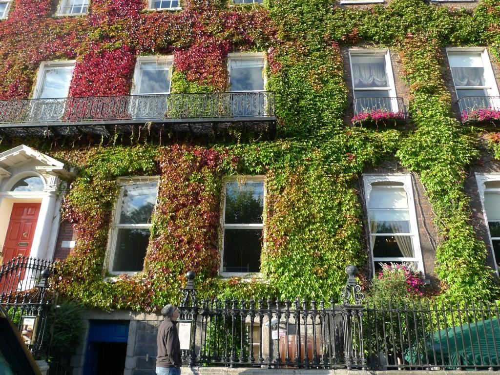 Dublin-Building