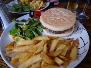 Dublin-Burger