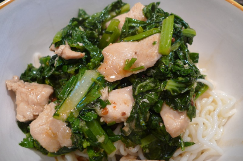 Chinese Food Chicken And Broccoli Chinese Broccoli And Chicken