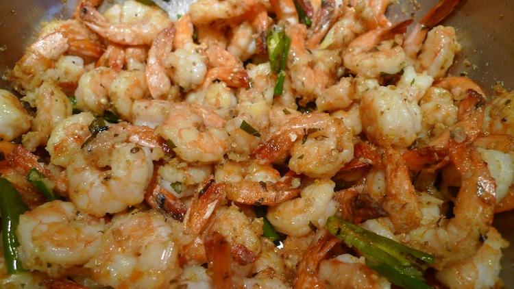 Kerala Fry Shrimp