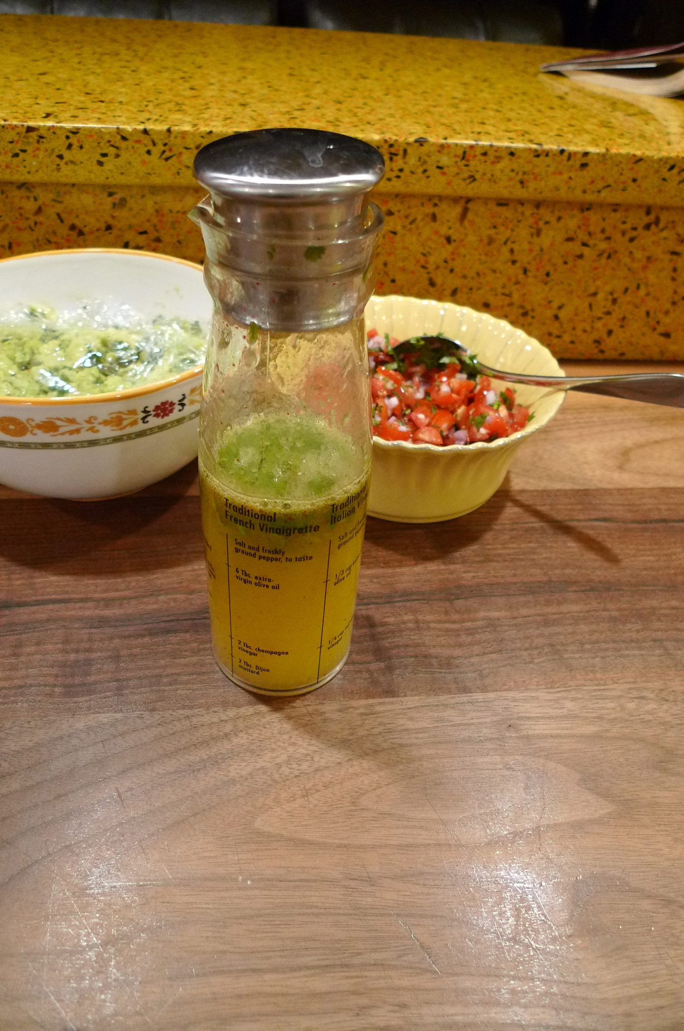 Healthy Chili Lime Dressing