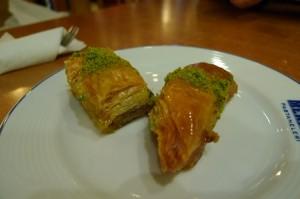 Walnut Baklava & Cream Filled Baklava