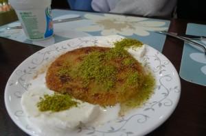 Vermicelli Dessert