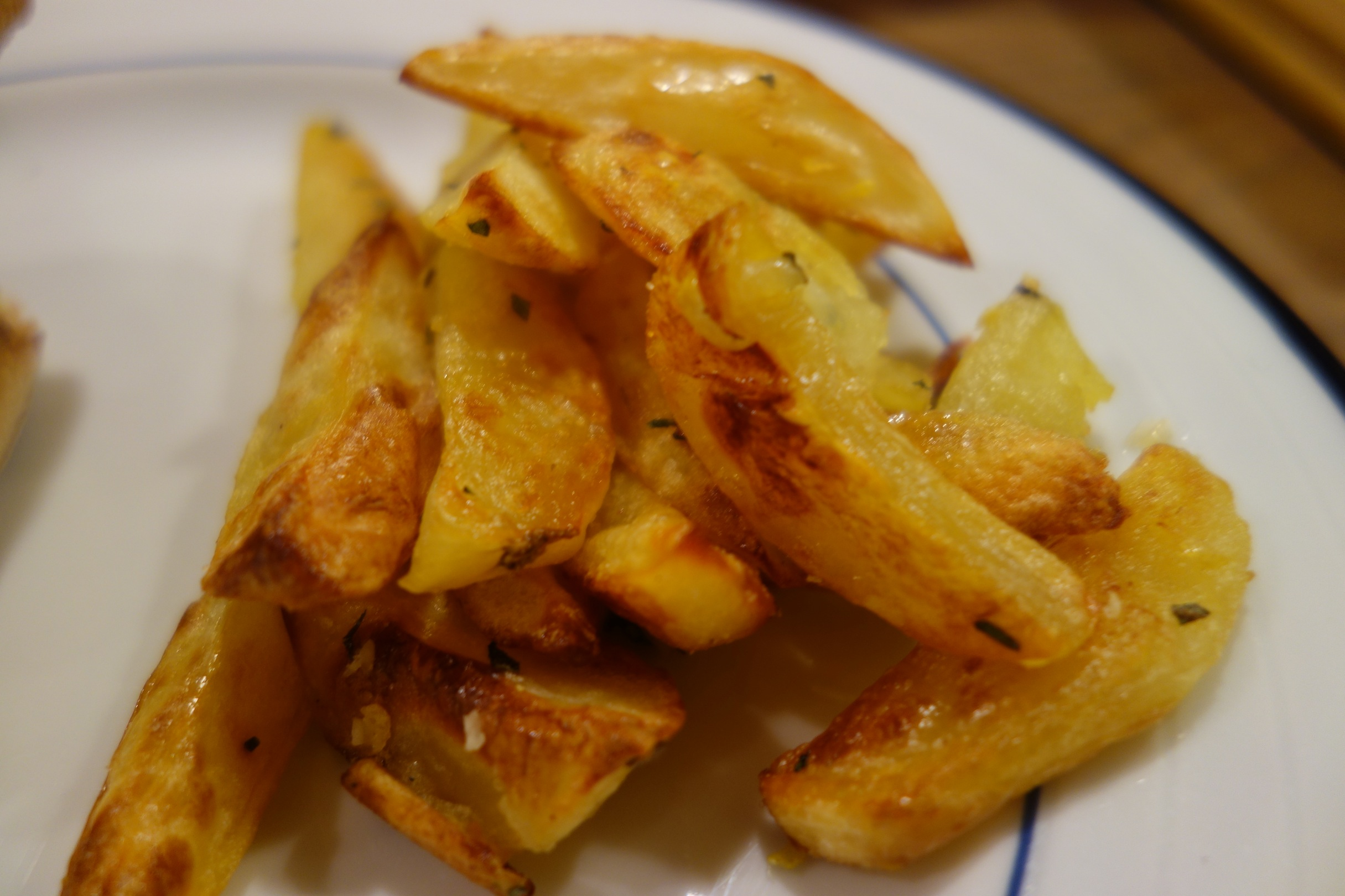 Greek Style Oven Fries