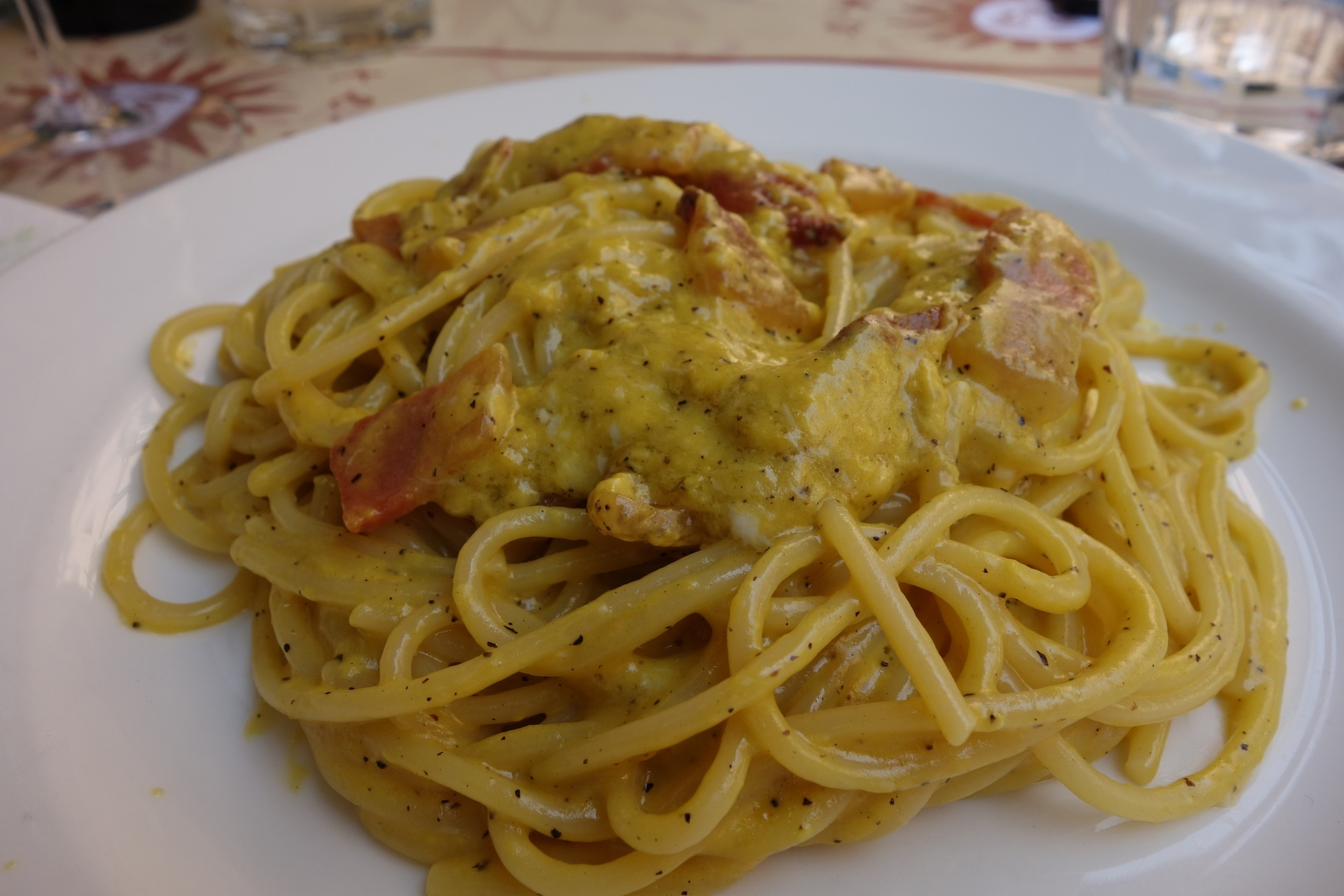 Sharing Plate » Rome Day 3- Lots of Gelato and Pasta