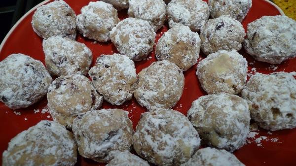 Hazelnut and Cherry Italian Cookies2