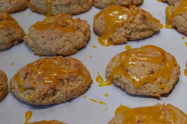 Mango Cardamom Cookies