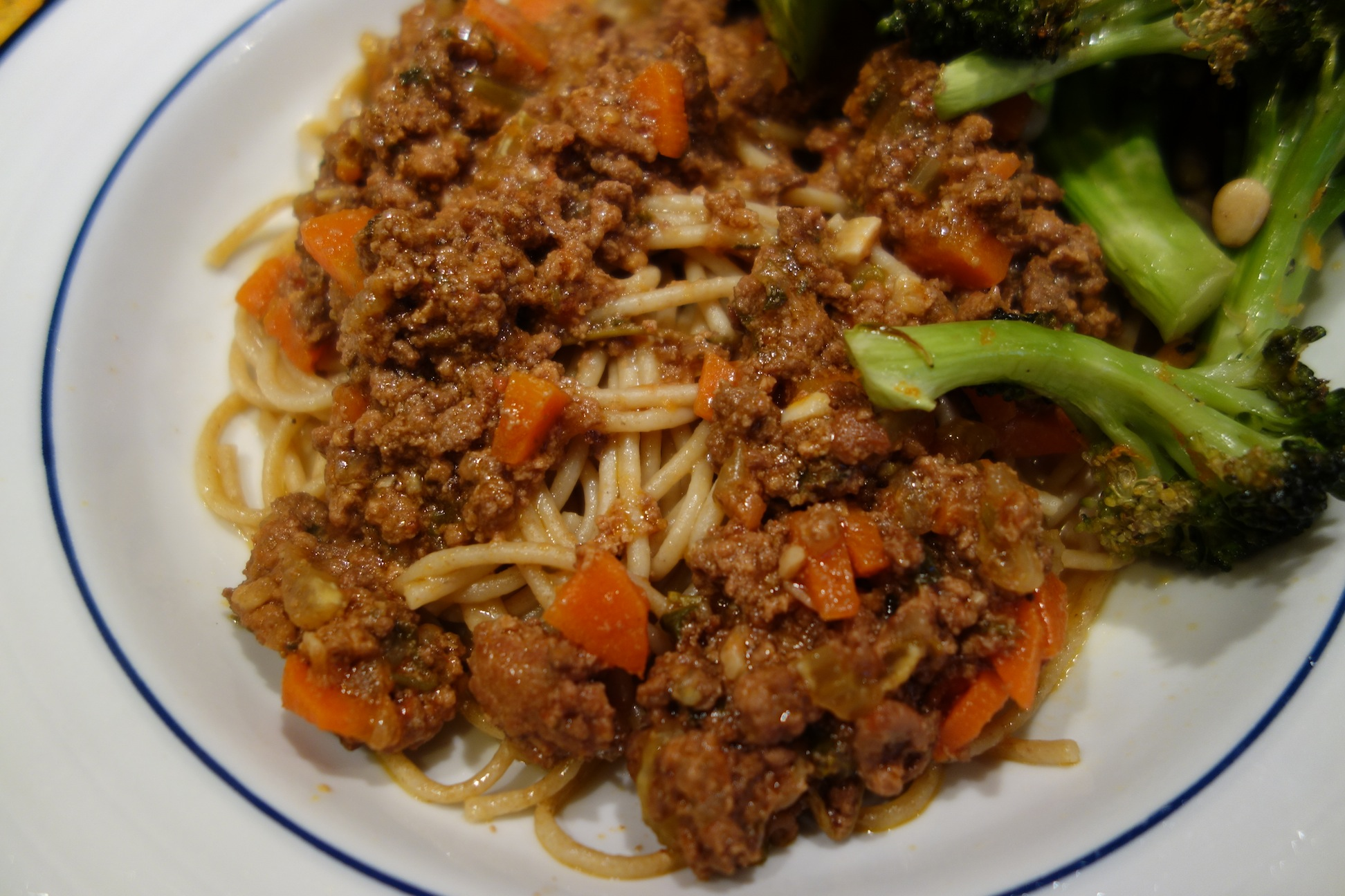Beef and Pork Ragu