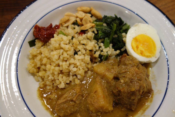 Malaysian Style Pork Curry